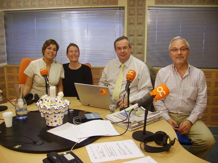 Entrevista Onda Cádiz 23 de de marzo 2010