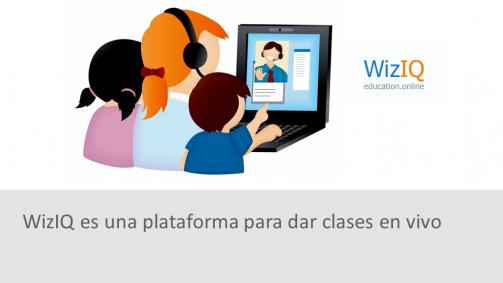 WizIQ Videoconferencia para Moodle y e-Learning