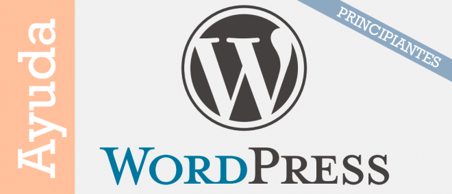 Ayuda WordPress para principantes
