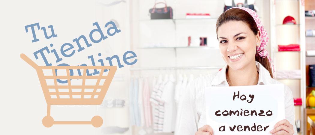 Tienda online - virtual lista para vender, fácil de usar