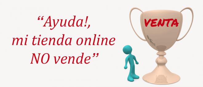 Por qué mi tienda online virtual no vende