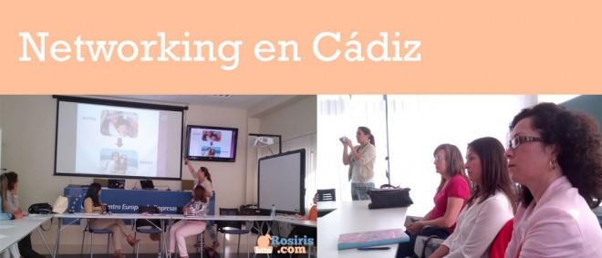 Networking de Empresarias de Cádiz Mayo 2014