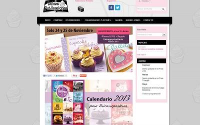 Tienda online Dulces Publicaciones