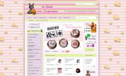 Diseño de Tienda Online de Cocina y Repostería
