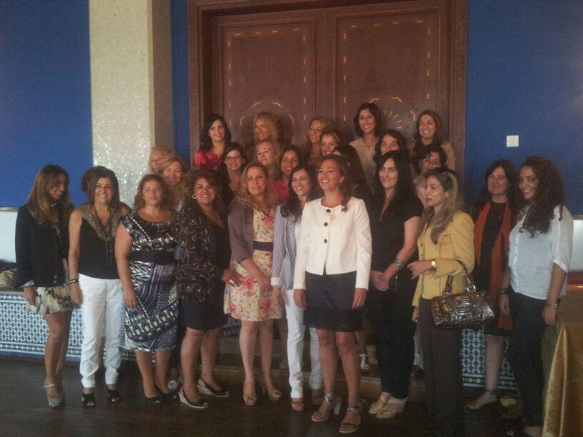 Encuentro de empresarias en Marruecos