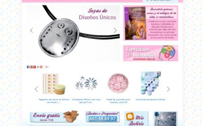 MisDeliris tienda online artesania