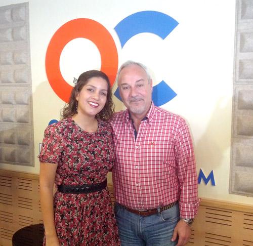 Entrevista Onda Cádiz 7 de noviembre 2013