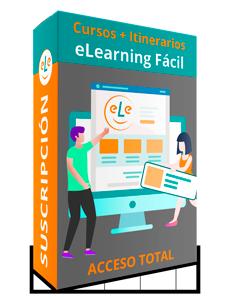 Cursos eLearning y tecnología educativa