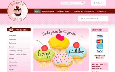 tienda online repostería creativa